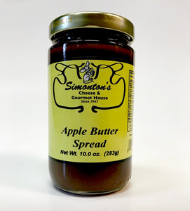 Simonton's Apple Butter Spread