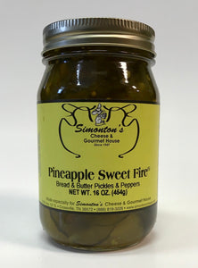 Simonton's Pineapple Sweet Fire
