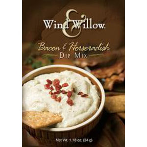 Wind & Willow Bacon & Horseradish Dip Mix