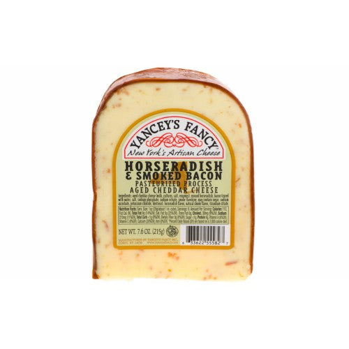Horseradish & Smoked Bacon (7.6 oz)