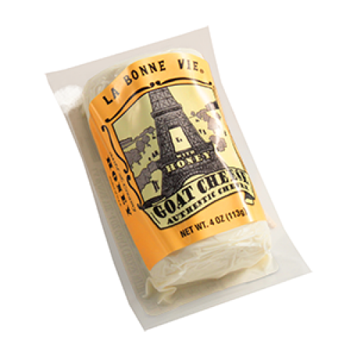 La Bonne Vie Honey Goat Log (4.0 oz)