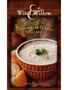 Wind & Willow One Cup Homestyle Potato Soup Mix