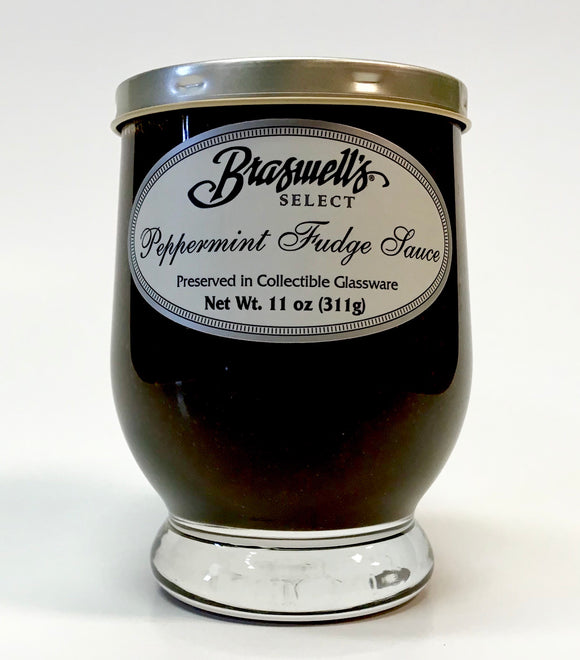 Braswell's Select Peppermint Fudge Sauce