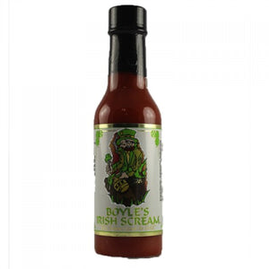 Lynchburg Boyle's Irish Scream Hot Sauce