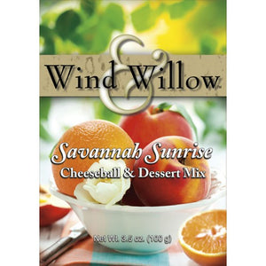 Wind & Willow Savannah Sunrise Cheeseball & Dessert Mix