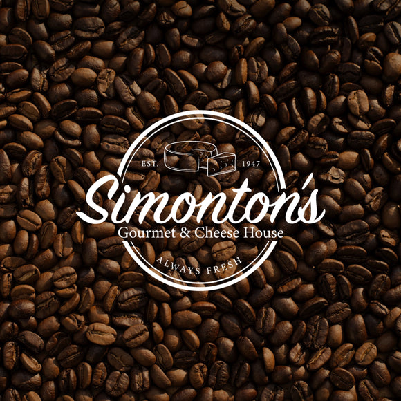 Simonton's Southern Pecan Ground Coffee