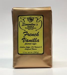 Simonton's French Vanilla Ground Coffee