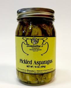 Simonton's Pickled Asparagus