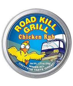 Road Kill Grill Chicken Rub