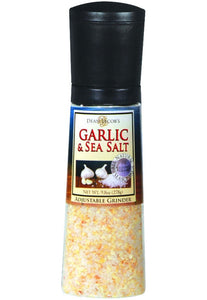 Garlic & Sea Salt Jumbo Grinder
