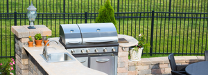 Outdoor Grills and Parts
