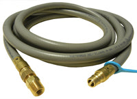Natural gas hose. May be used with quick connect fitting #81441.