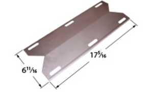 Stainless steel heats plate
