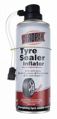 Emergency Tyre Sealer Inflator