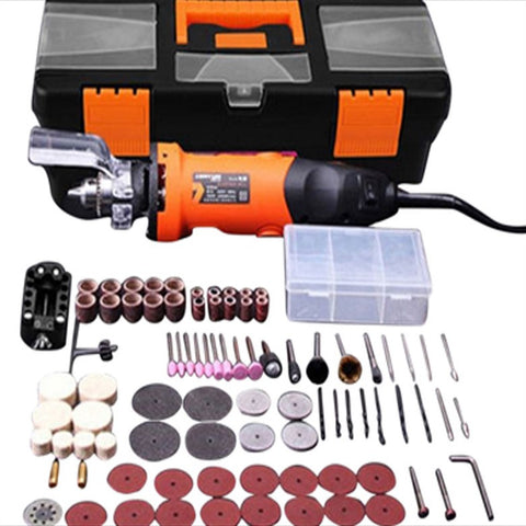 Rotary Tool Set 6MM 400 Pcs with toolbox
