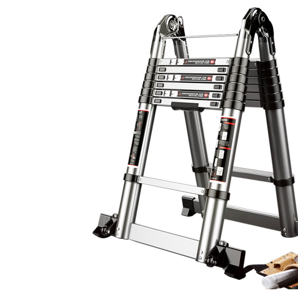 1.6m + 1.6m Telescopic Ladder Type 2