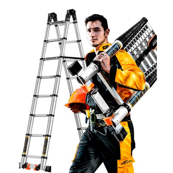 Telescopic Ladder Type 1 1.6m + 1.6m