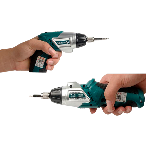 Rechargeable Electric Screwdriver Home Mini Charging Drill Repair Tools 3.6V Lithium