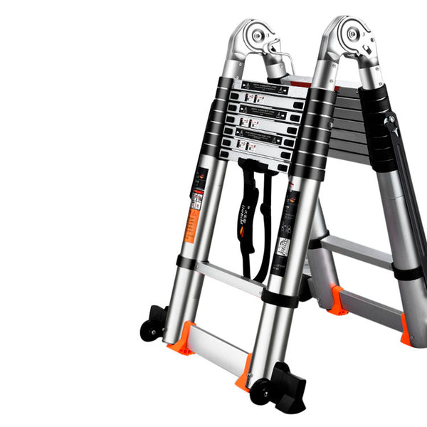 1.6m + 1.6m Telescopic Ladder Type 3