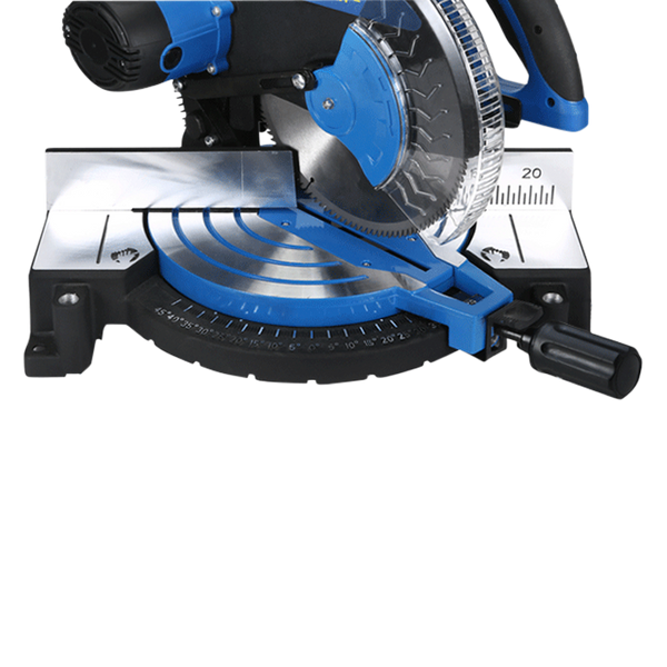 Miter Saw T1 10 Inch 120T 2600 watt Wood and Aluminium blade