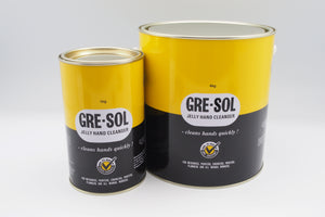 Gre-Sol Jelly Hand Cleanser - 1kg