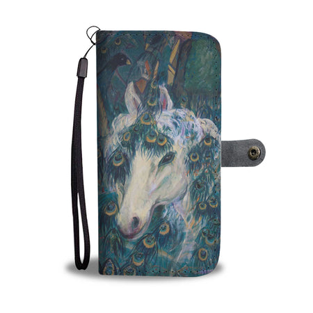 Nola Kelsey Unicorn RFID Wallet Phone Case