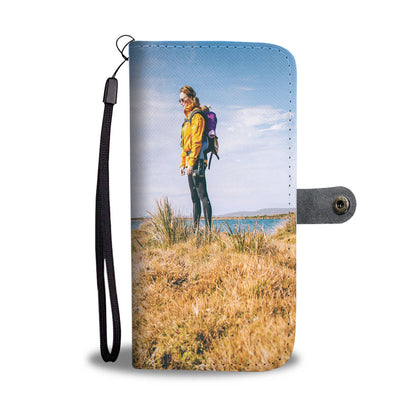 Custom Made RFID Wallet Phone Case That You Can Design