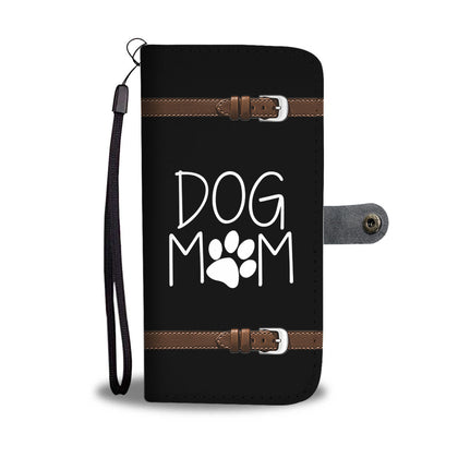 Dog Mom RFID Wallet Phone Case