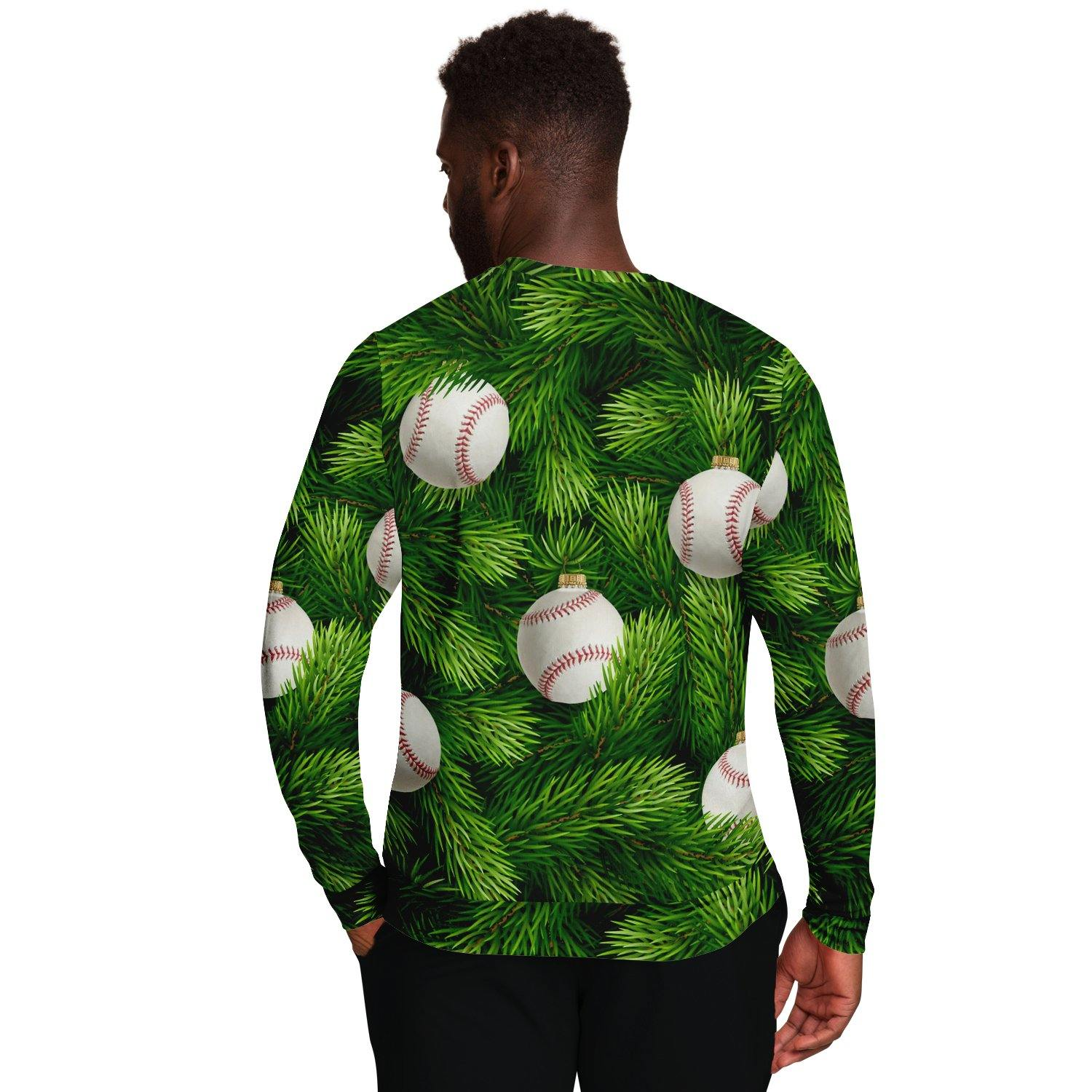 Baseball Fashion Ugly Shirt - Get Set Style Metro