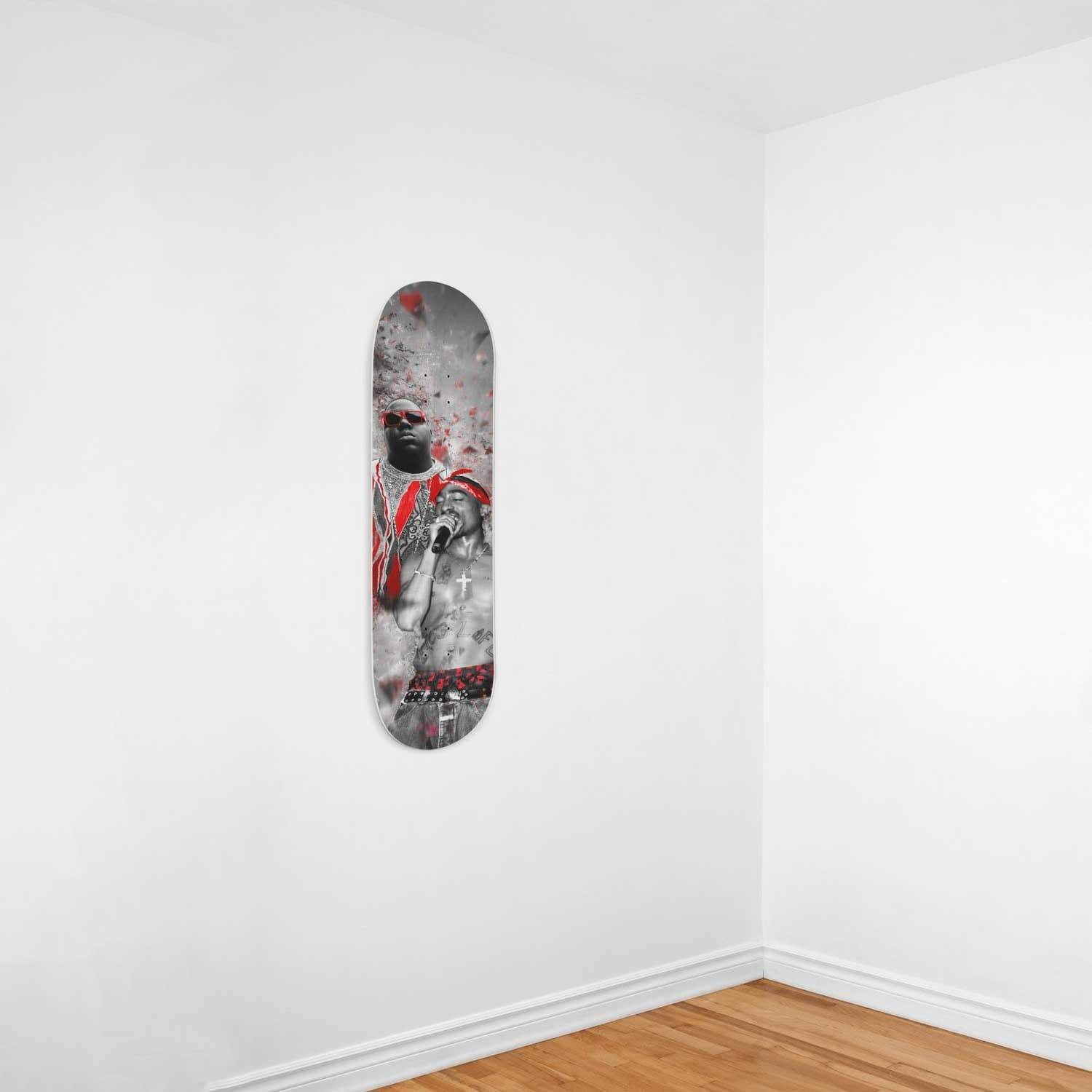 Custom Design 1 Skateboard Wall Art - Get Set Style Metro