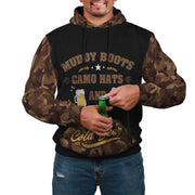 Camo And Cold Beer AOP Pop Top Hoodie - Get Set Style Metro