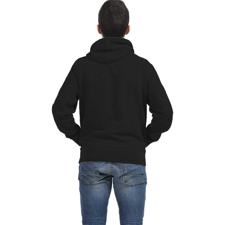 Personalized Love Wolf AOP Zip Hoodie with Inside Print - Get Set Style Metro