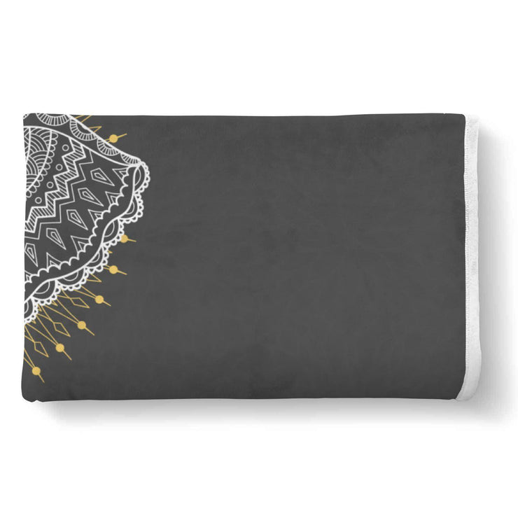 Awesome Elephant Face Normal Blanket - Get Set Style Metro