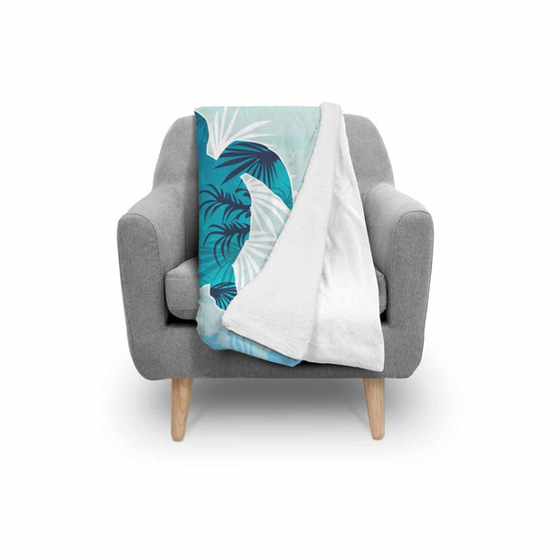 Beautiful Sea Turtle Normal Blanket - Get Set Style Metro