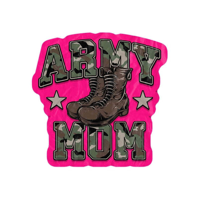 Awesome Army Mom Freeform Beach Towel - Get Set Style Metro
