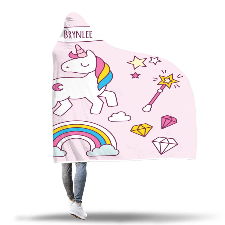 Carlee Smith Order From Etsy - Personalized Unicorn Name - Get Set Style Metro