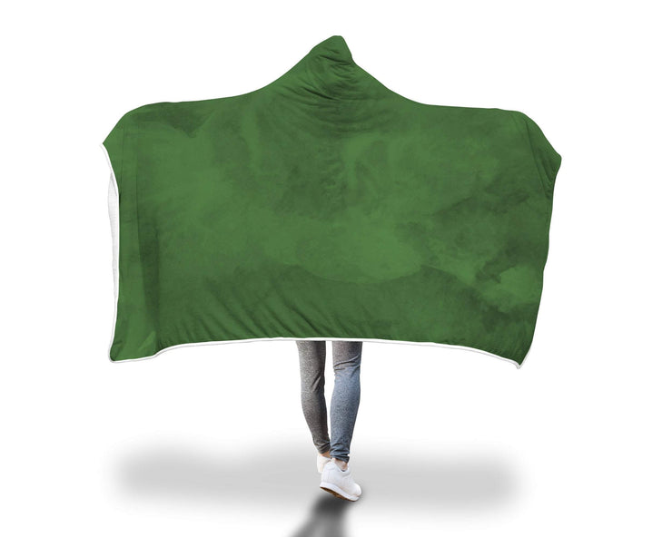 Choose Your Superhero Hooded Blanket - Cape Watercolor Finished - Get Set Style Metro
