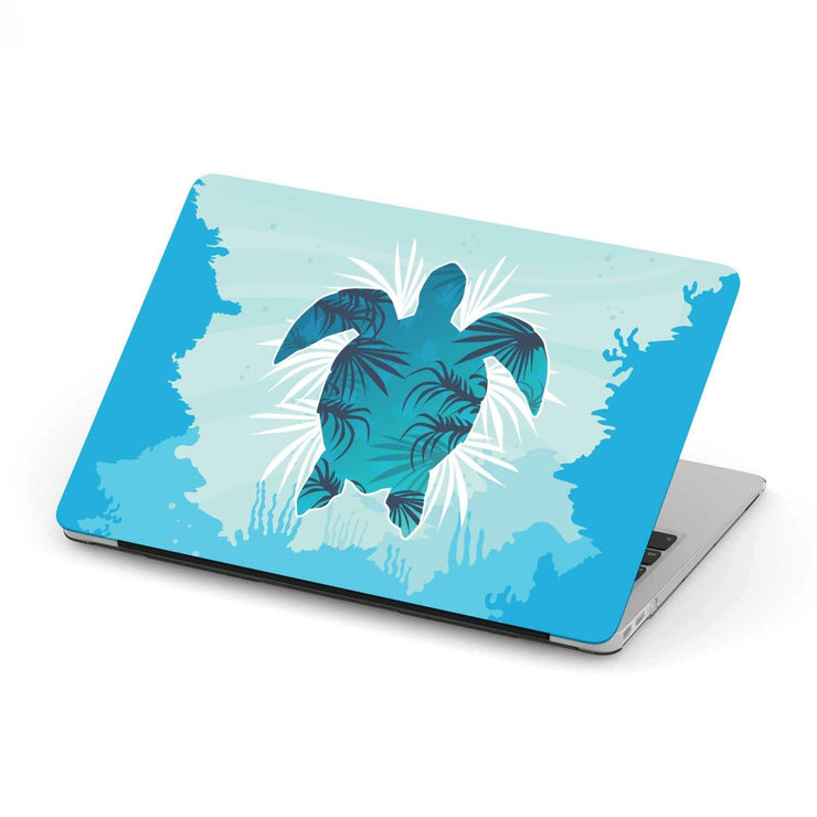 Custom Design Sea Turtle MacBook Case - Get Set Style Metro