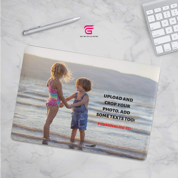 Personalized Macbook Cover For Your Photos - Get Set Style Metro