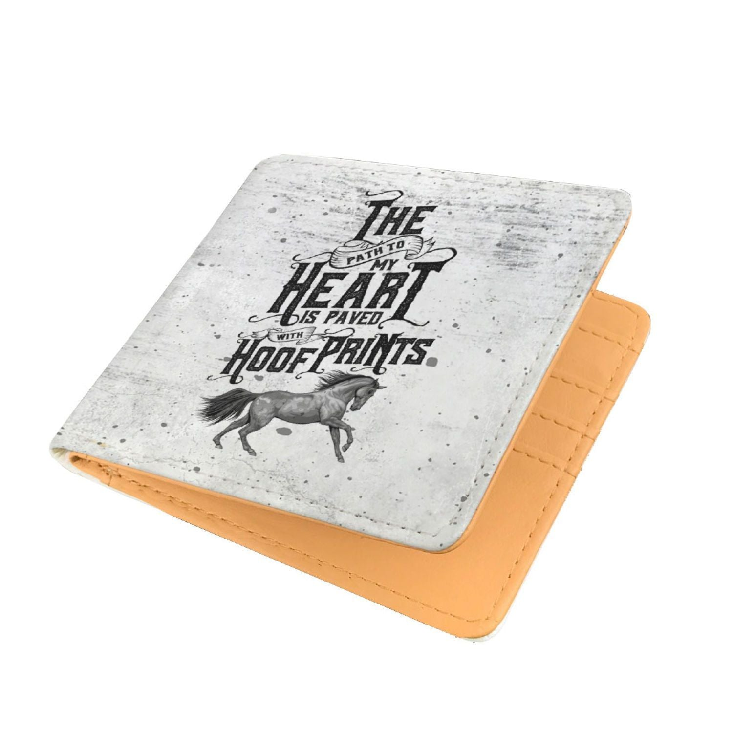 Horse RFID Men Wallet - Get Set Style Metro