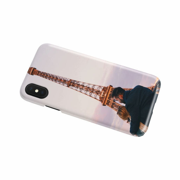 Customized Super Slim Photo Phone Case For iPhones and Samsung - Get Set Style Metro