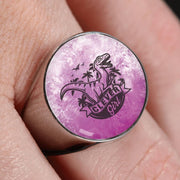 Beautiful Custom Design Clever Girl Ring - Get Set Style Metro