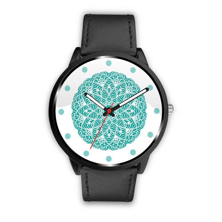 Awesome Green Mandala Watch - Get Set Style Metro