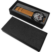 I´ll Sleep When I´m Done Trucking Customized Design Watch - Get Set Style Metro