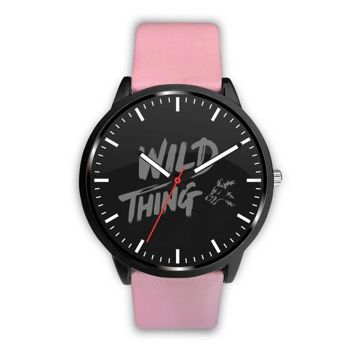 GetSetStyleMetro Watch Mens 40mm / Pink Wild Thing Customized Design Watch