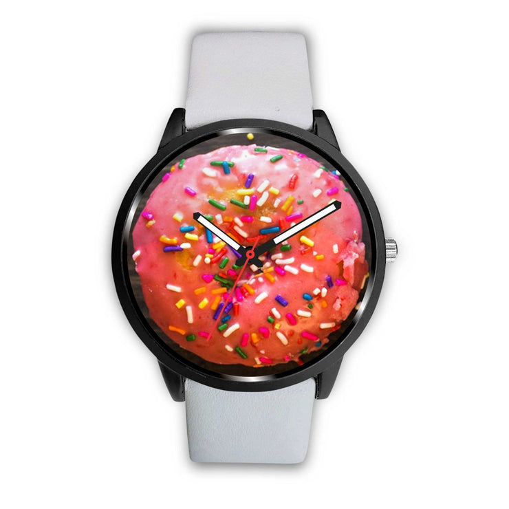 Sweet Donut Custom Designed Watch - Get Set Style Metro