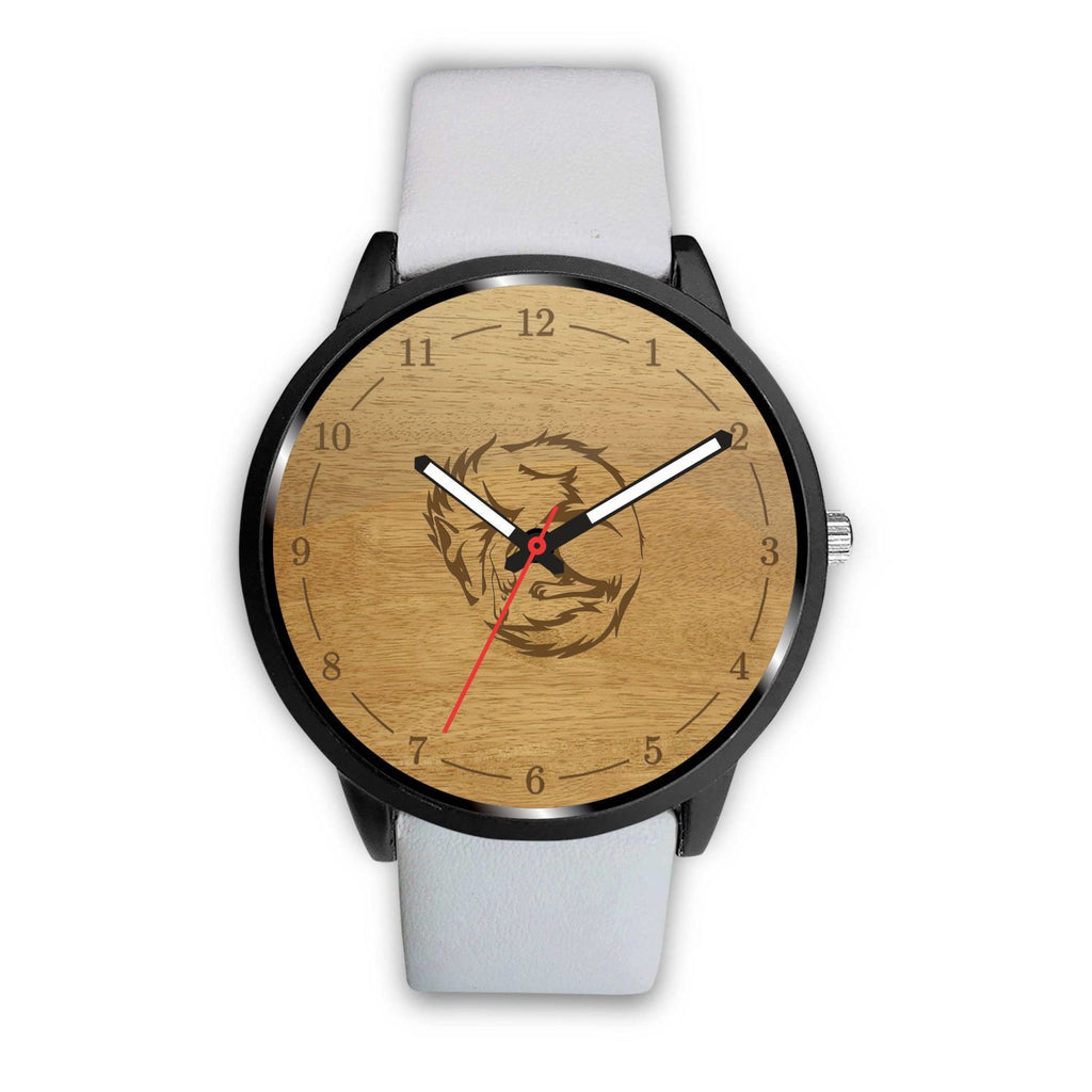 GetSetStyleMetro Watch Mens 40mm / White Wolf Customized Design Watch