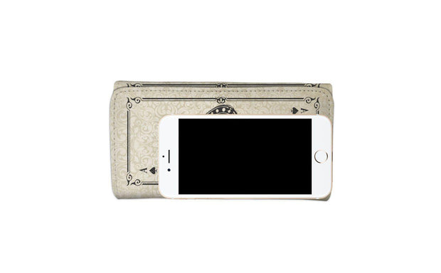Ace of Spades RFID Womens Wallet - Get Set Style Metro
