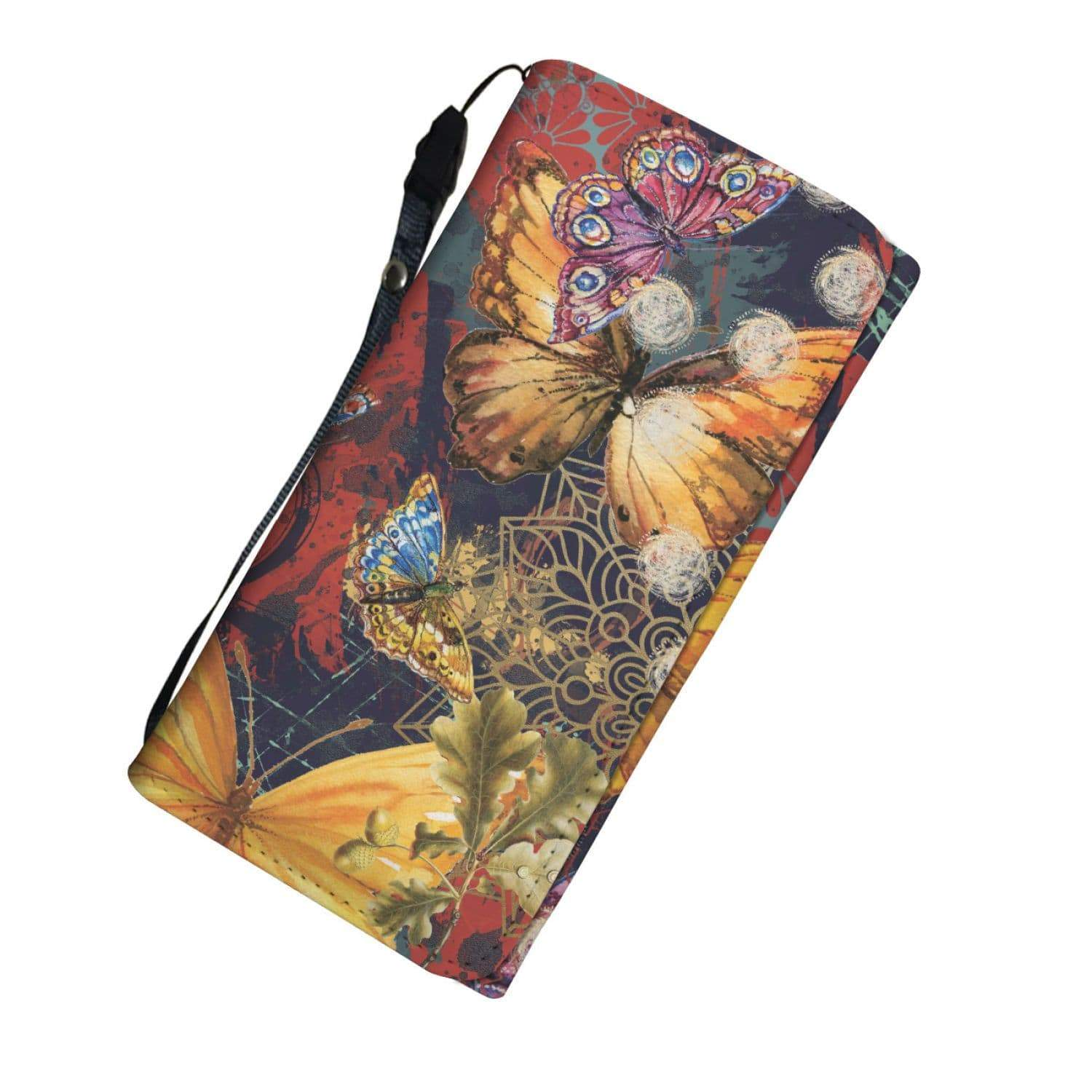 Elephant Spirit By Nola Kelsey RFID Womens Wallet - Get Set Style Metro