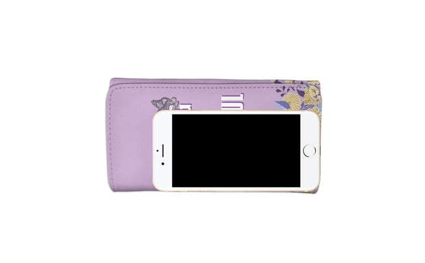GetSetStyleMetro Womens Wallet Strong And Beautiful RFID Womens Wallet